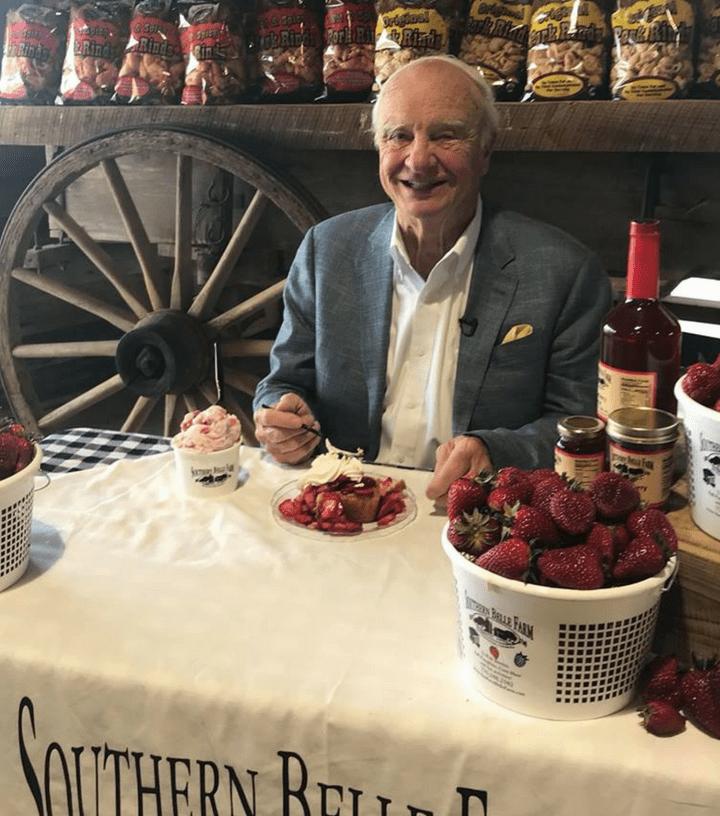 Mayor Billy Copeland Southern Belle Farm