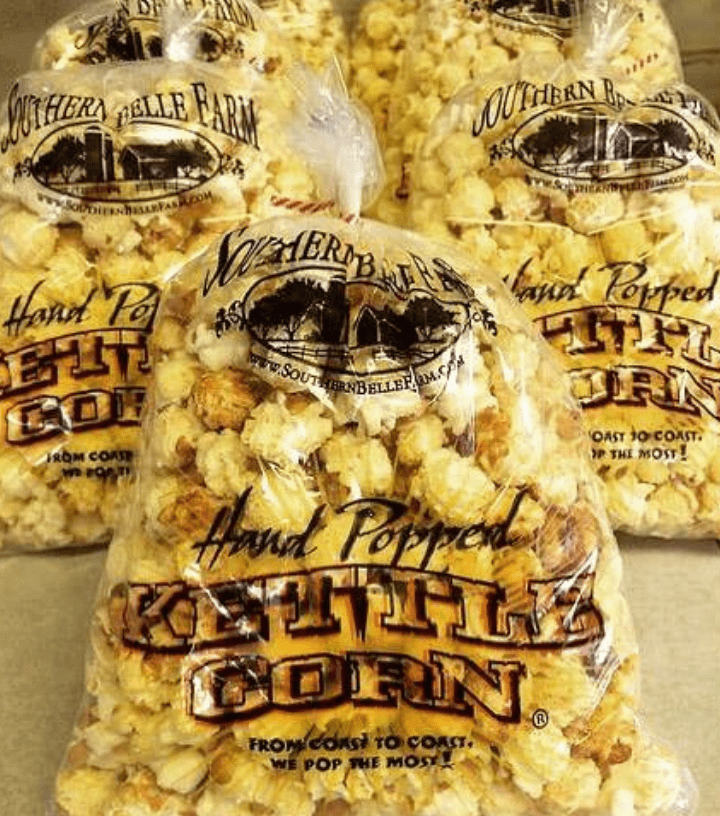 Southern Belle Blog Kettle Corn