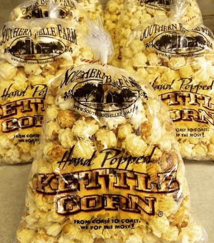 Southern Belle Blog Kettle Corn