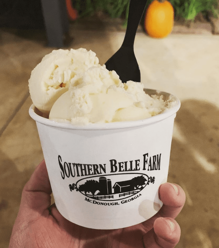 Southern Belle Blog Ice cream