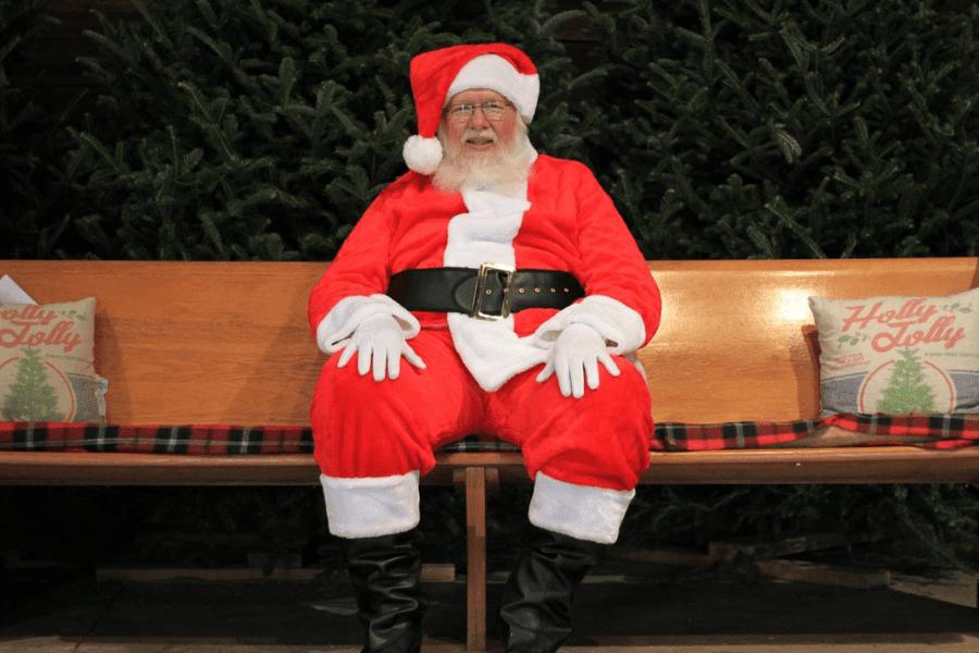 Southern Belle Blog Santa