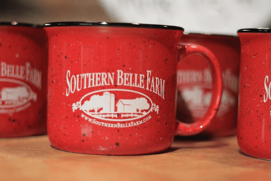 Southern Belle Blog Mugs