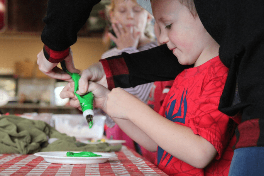 Southern Belle Farm Christmas Activities