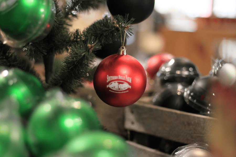 Southern Belle Farm Christmas Tree Ornaments