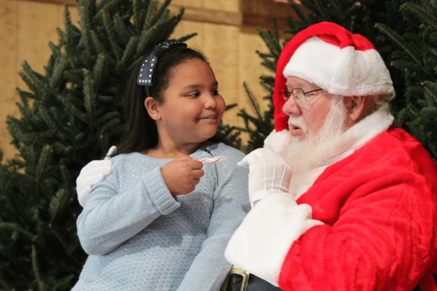Southern Belle Farm Santa