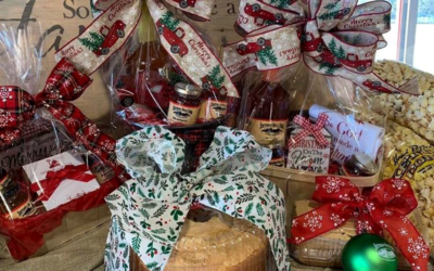 Cakes, Christmas Trees, and Holiday fun at Southern Belle Farm!
