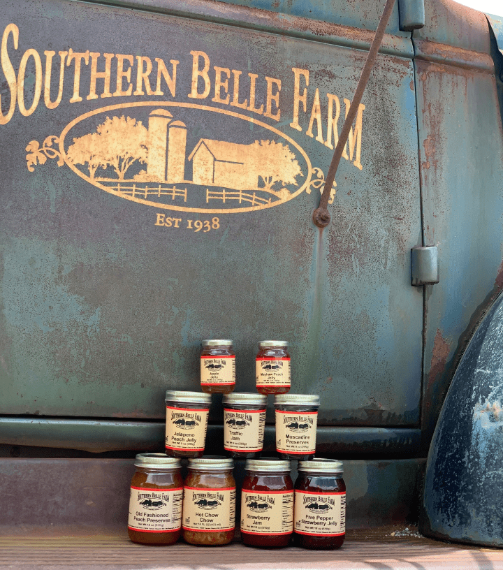 Southern Belle products