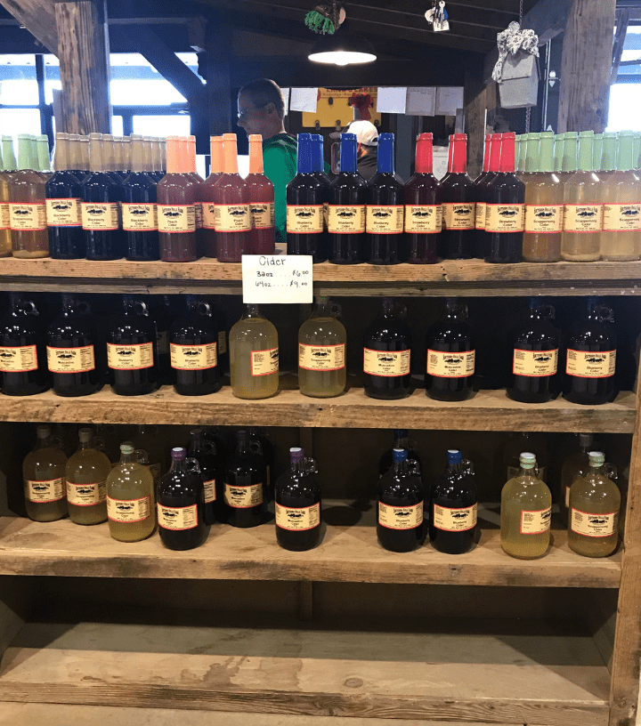 Southern Belle Farm Market Ciders