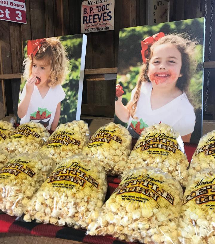 Southern Belle Market Kettle Corn