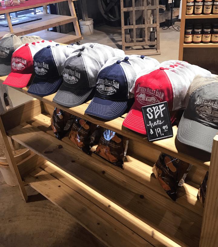 Southern Belle Market Hats