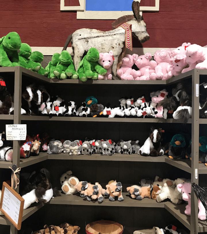 Southern Belle Market Toys