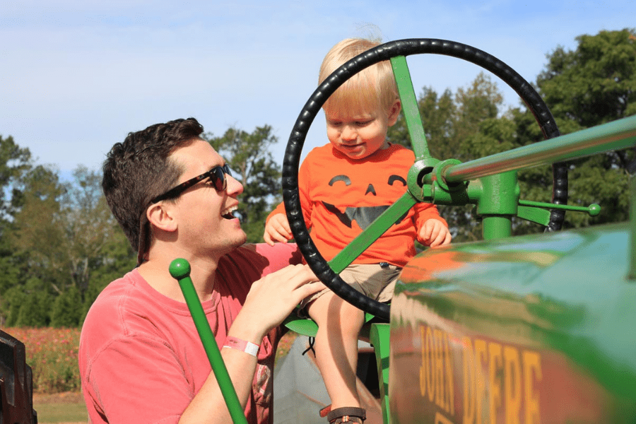 Souther Belle Farm Fall Family