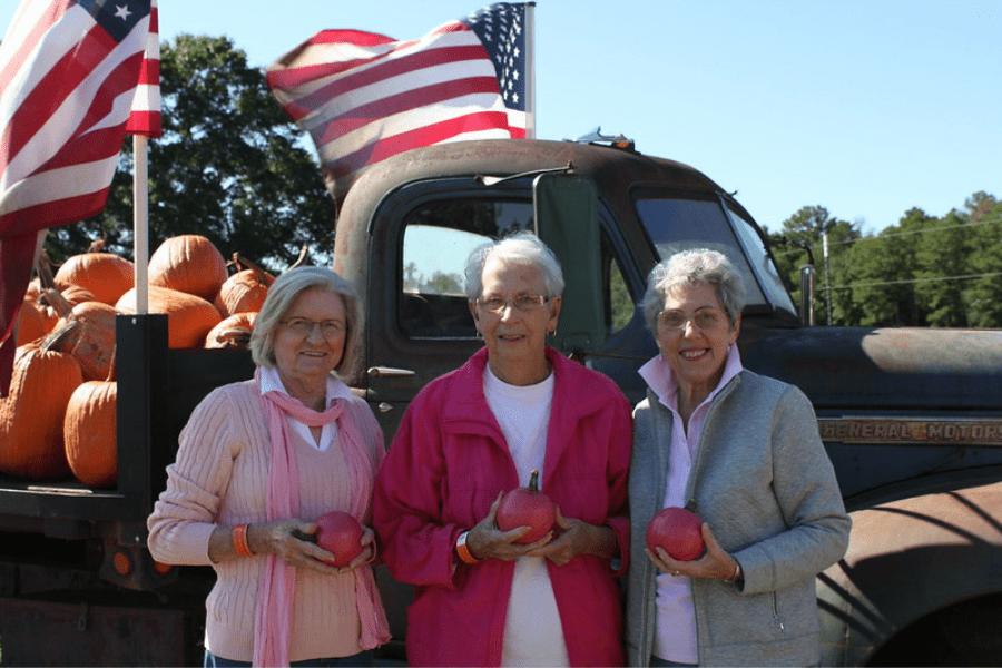 Southern Belle Farm Fall Season