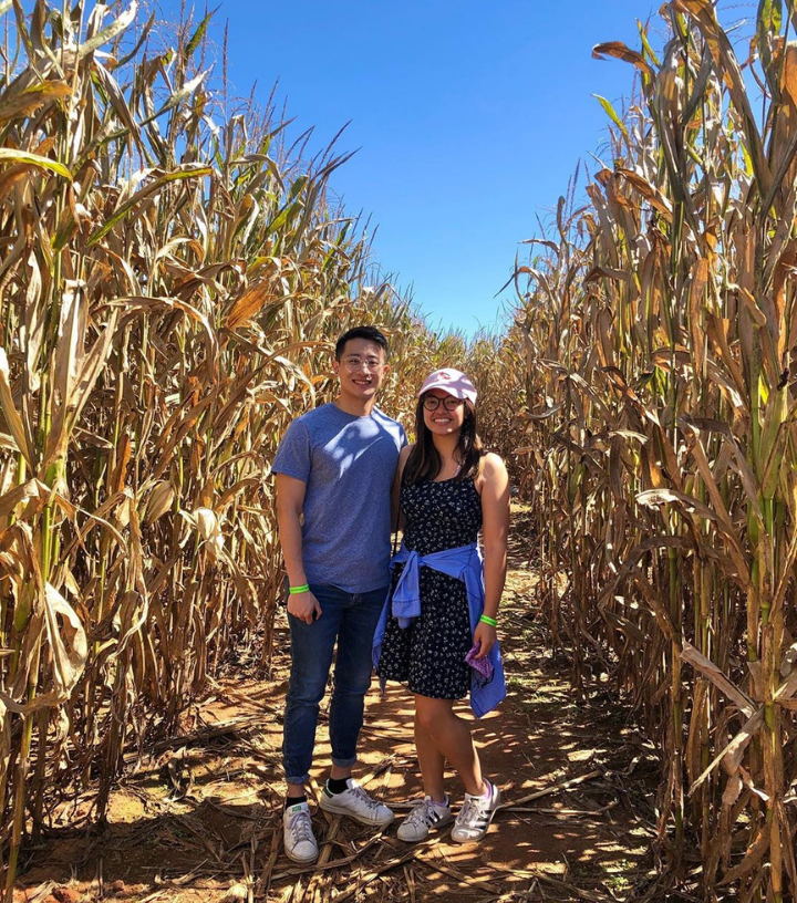 Southern Belle Farm Fall Corn Maze